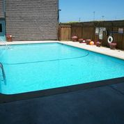 Oxford pool before