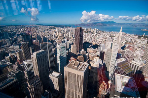 low office vacancies in SF
